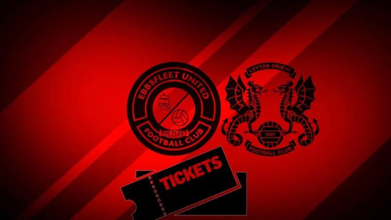 Ticket sales brisk for Leyton Orient
