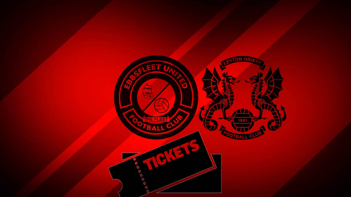 Ticket sales brisk for Leyton Orient