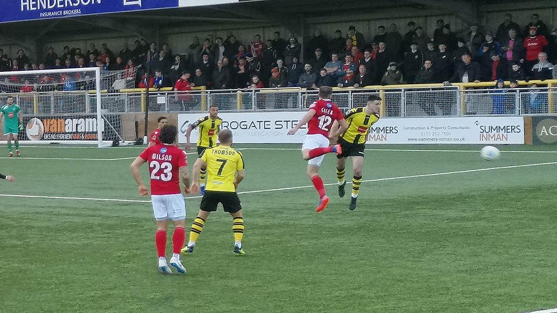975f3093c Harrogate Town 1-2 Fleet – Ebbsfleet United Football Club