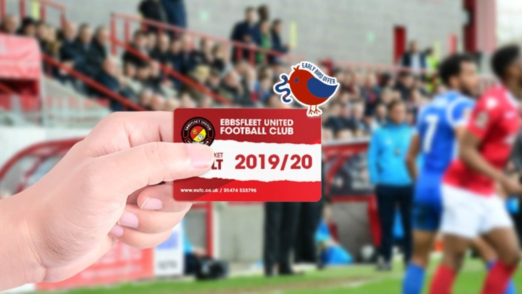Win signed 2019/20 shirt and save big with earlybird season tickets