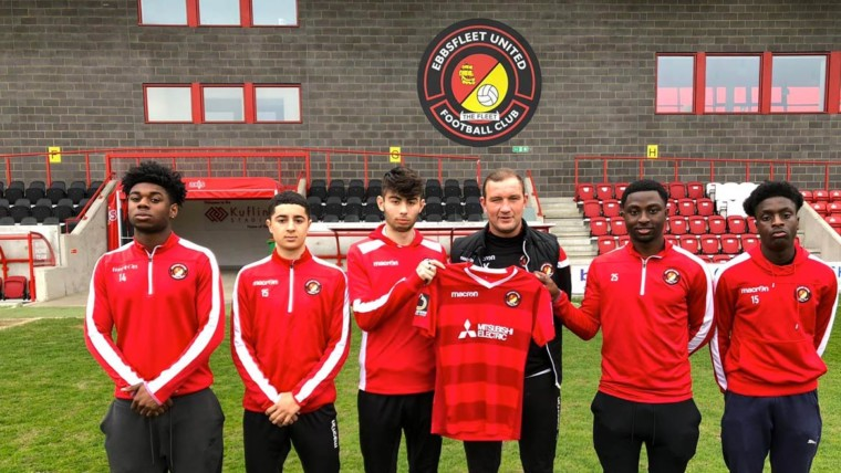 First-team contracts for Academy quintet