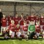 U13s triumph on penalties!