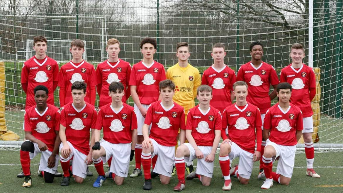 U15s up next for cup final