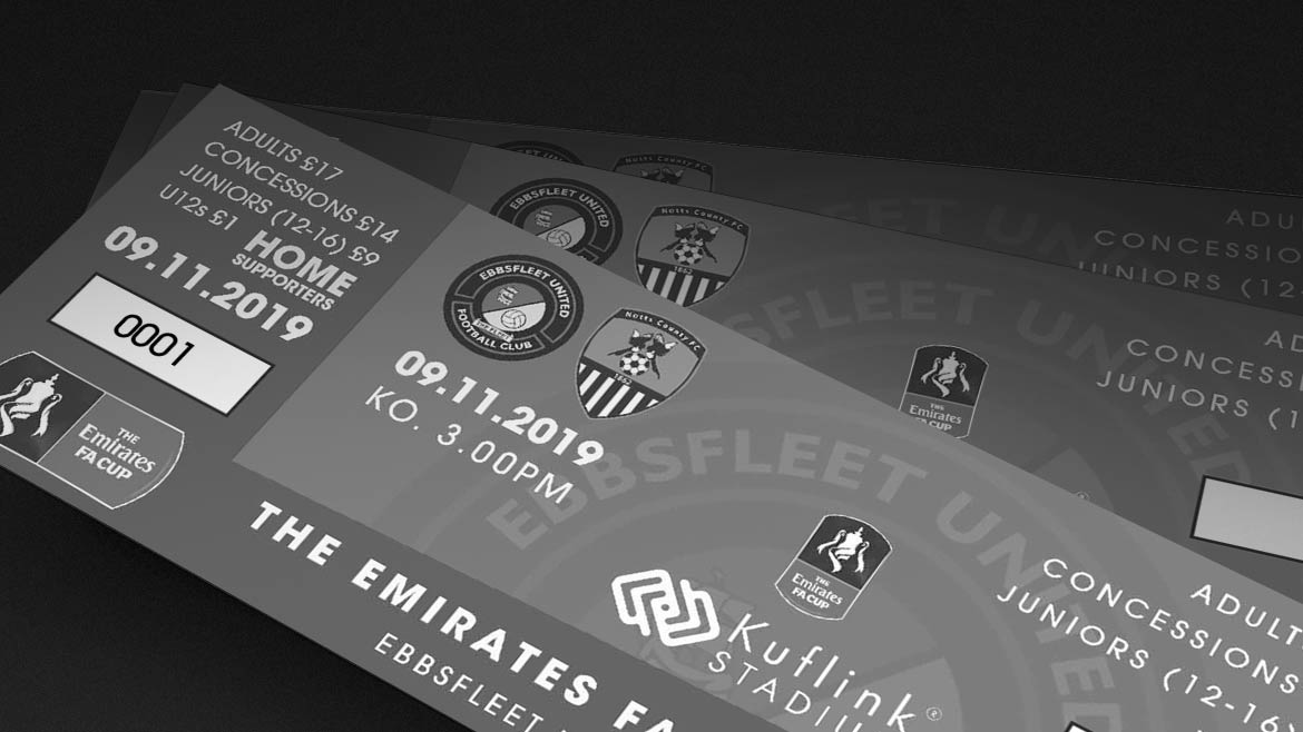 FA Cup tickets available in advance
