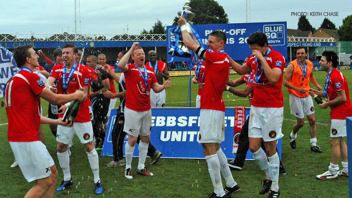 Fleet's first promotion final: nine years ago today